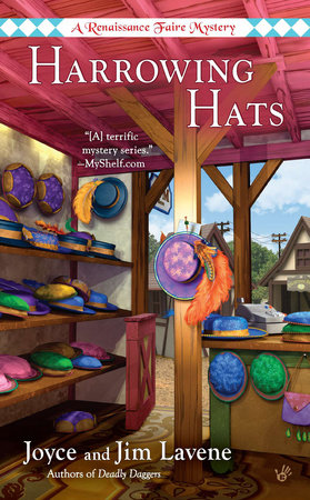 Harrowing Hats by Joyce and Jim Lavene