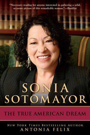 Sonia Sotomayor by Antonia Felix