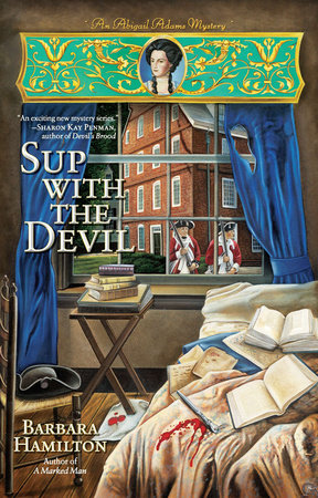 Sup With the Devil by Barbara Hamilton