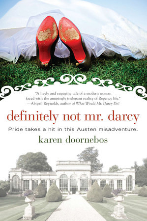 Definitely Not Mr. Darcy by Karen Doornebos