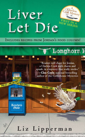 Liver Let Die by Liz Lipperman
