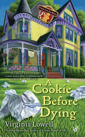 A Cookie Before Dying by Virginia Lowell