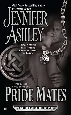 Pride Mates by Jennifer Ashley