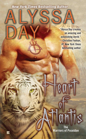 Heart of Atlantis by Alyssa Day
