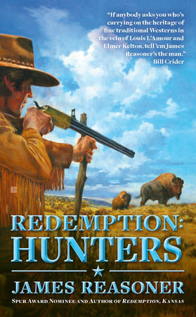 Redemption: Hunters by James Reasoner