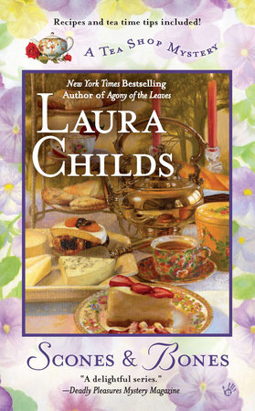 Scones & Bones by Laura Childs