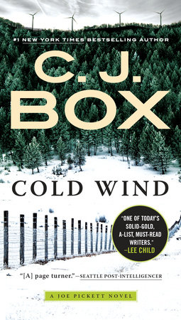 Cold Wind by C. J. Box