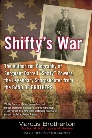 Shifty's War by Marcus Brotherton