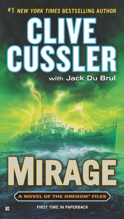 Mirage Free Preview by Clive Cussler and Jack Du Brul