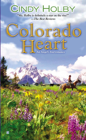 Colorado Heart by Cindy Holby
