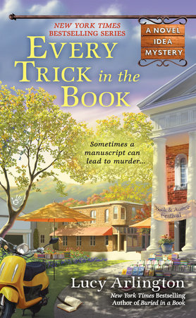 Every Trick in the Book by Lucy Arlington