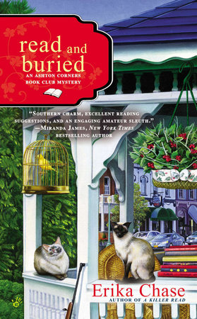 Read and Buried by Erika Chase