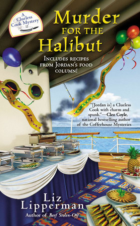 Murder for the Halibut by Liz Lipperman