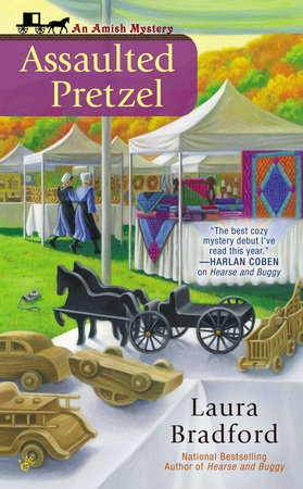 Assaulted Pretzel by Laura Bradford
