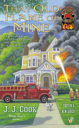 That Old Flame of Mine by J. J. Cook