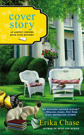 Cover Story by Erika Chase