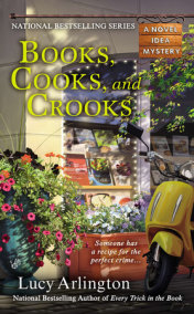 Books, Cooks, and Crooks