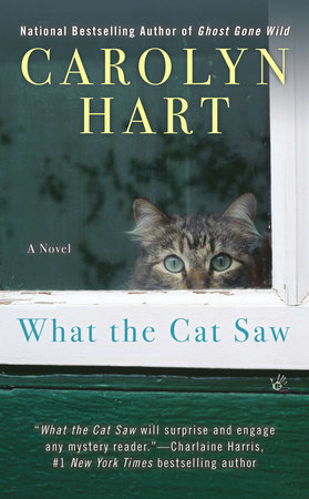 What the Cat Saw by Carolyn Hart