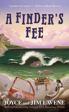 A Finder's Fee by Joyce and Jim Lavene