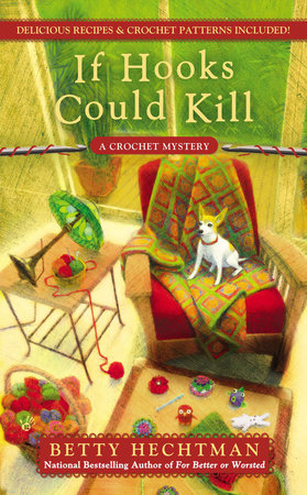 If Hooks Could Kill by Betty Hechtman