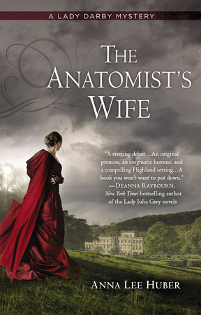The Anatomist's Wife Book Cover Picture