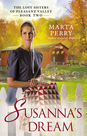 Susanna's Dream by Marta Perry