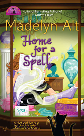 Home for a Spell by Madelyn Alt