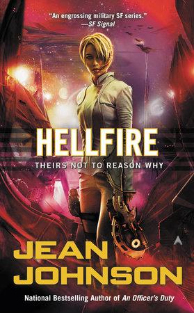 Hellfire by Jean Johnson