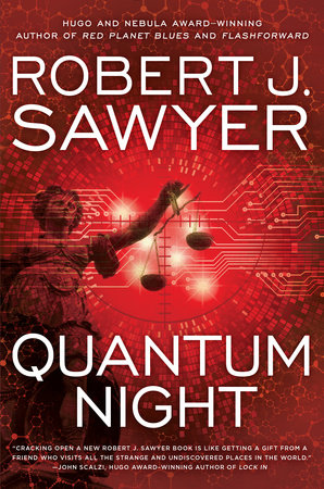 Quantum Night by Robert J. Sawyer