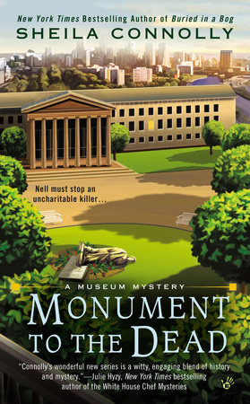 Monument to the Dead by Sheila Connolly