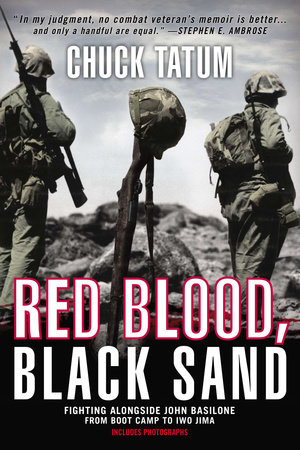 Red Blood, Black Sand by Chuck Tatum