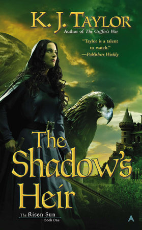 The Shadow's Heir by K. J. Taylor