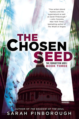 The Chosen Seed by Sarah Pinborough