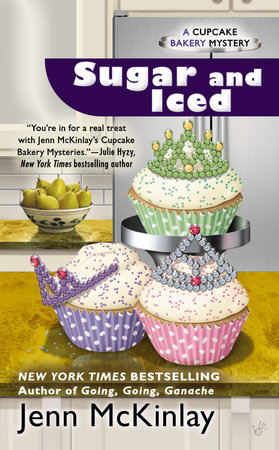 Sugar and Iced by Jenn McKinlay
