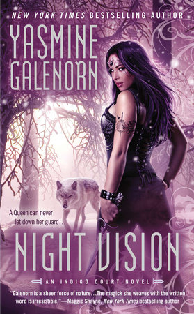 Night Vision by Yasmine Galenorn