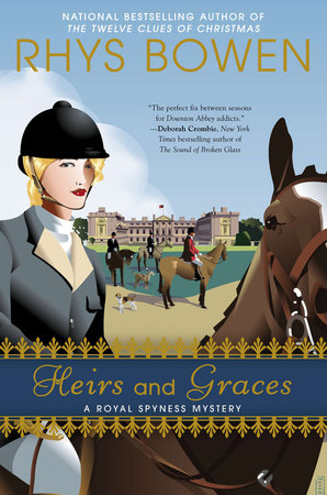 Heirs and Graces by Rhys Bowen