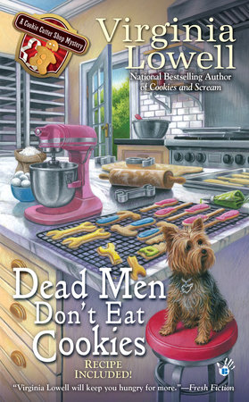 Dead Men Don't Eat Cookies by Virginia Lowell