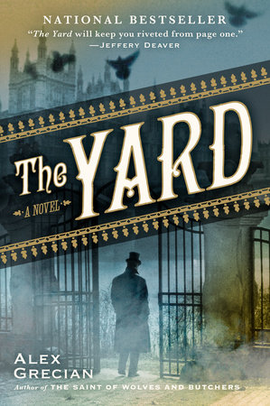The Yard by Alex Grecian