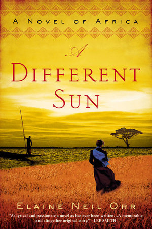 A Different Sun by Elaine Neil Orr