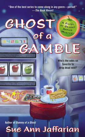 Ghost of a Gamble by Sue Ann Jaffarian