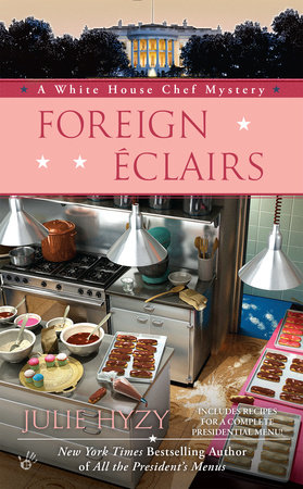 Foreign Éclairs by Julie Hyzy