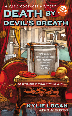 Death by Devil's Breath by Kylie Logan