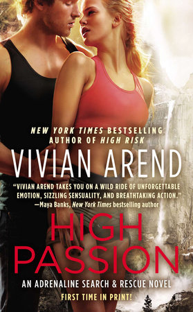 High Passion by Vivian Arend