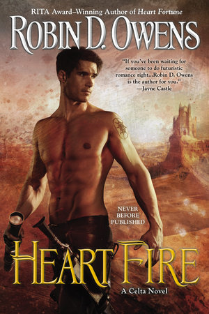 Heart Fire by Robin D. Owens