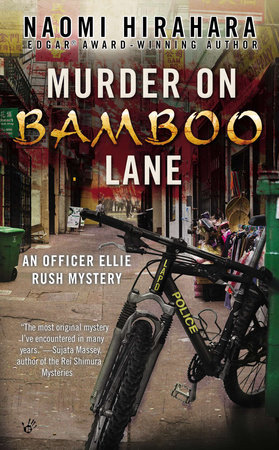 Murder on Bamboo Lane by Naomi Hirahara