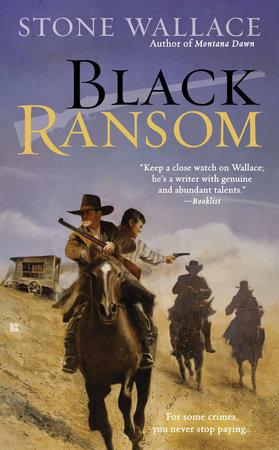 Black Ransom by Stone Wallace