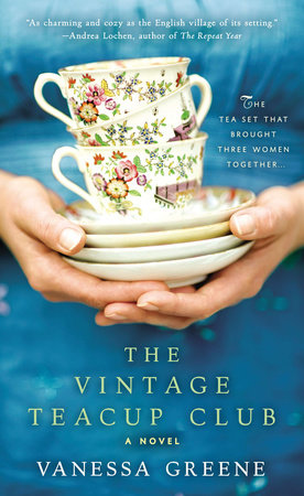 The Vintage Teacup Club by Vanessa Greene