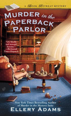 Murder in the Paperback Parlor by Ellery Adams