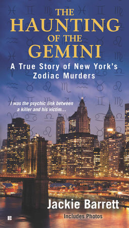 The Haunting of the Gemini by Jackie Barrett