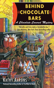 Behind Chocolate Bars